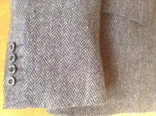 Blarney Tweed Detail