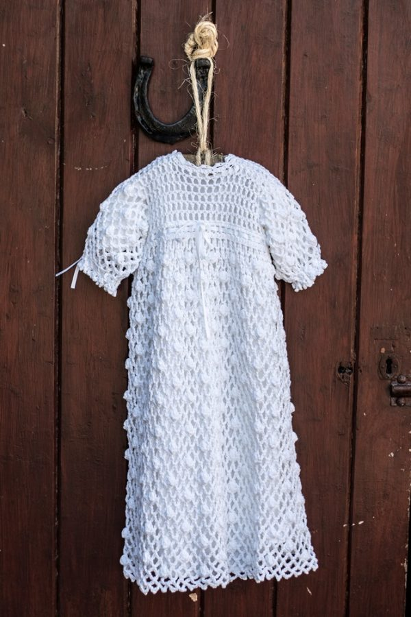 Irish Hand Crochet Christening Gown Murphy Of Ireland