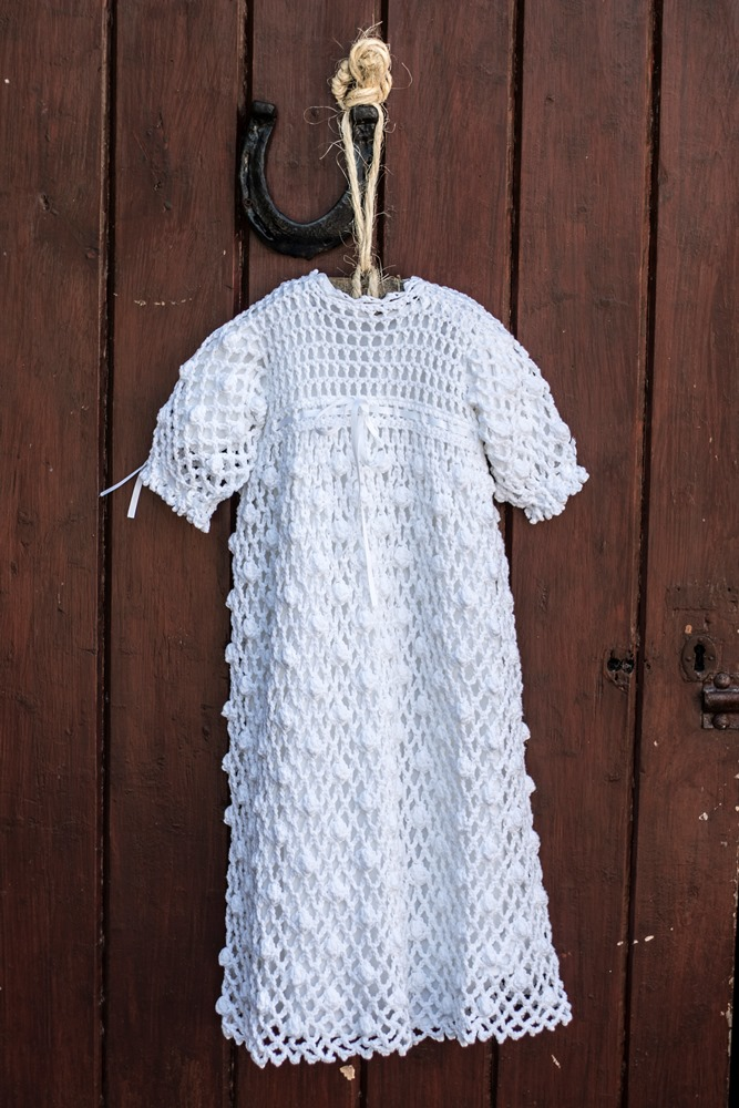 Crochet Legacy Christening Gown