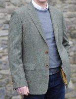 Glanmire Traditional Tweed Jacket