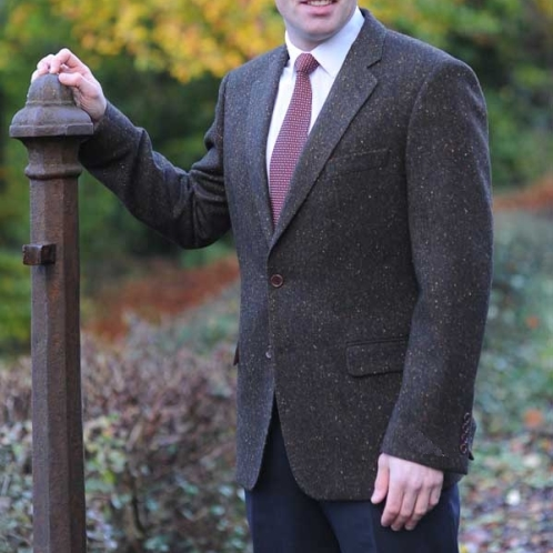 Donegal Tweed Jacket
