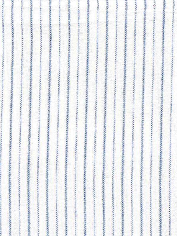 Gleneske Irish Grandfather Shirt Atlantic Blue