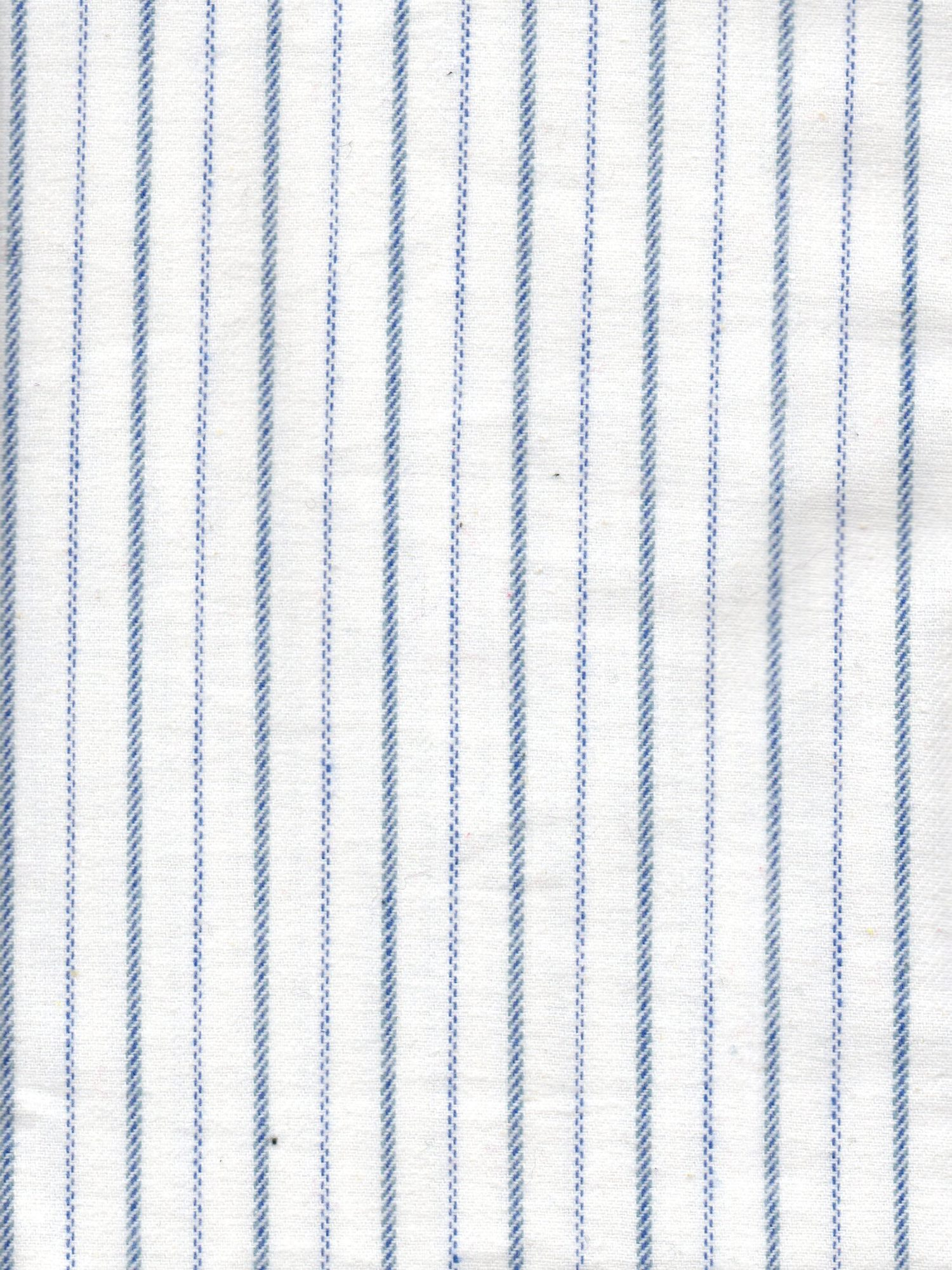 Gleneske Ladies Grandfather Shirt Atlantic Blue