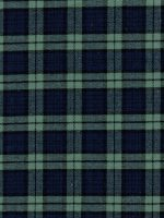 Childrens Gleneske Tartan Irish Nightshirt and Cap Black Watch