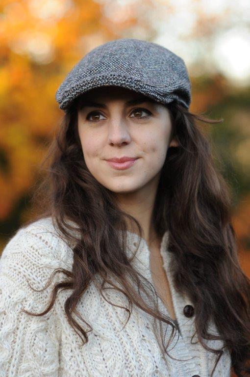 Ladies Tweed Caps