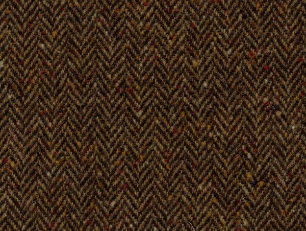'Bruckless' Handwoven Irish Tweed