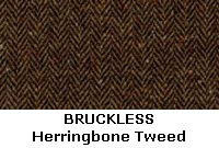 Bruckless Herringbone Tweed