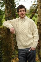 Men's Aran Sweaters