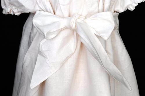 Classic Christening Robe