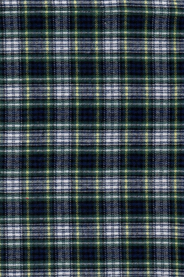 Gleneske Tartan Irish Nightshirt Dress Gordon