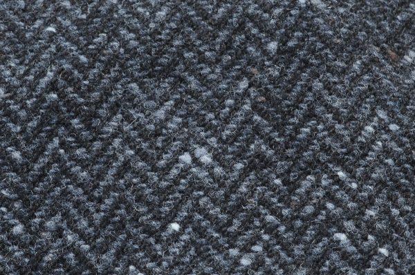 Glengesh Tweedback Waistcoat Charcoal