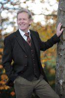 Donegal Tweed Jacket - Custom Tailored