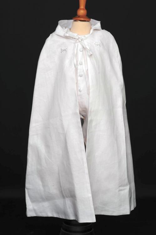 Kinsale Christening Cloak Celtic Knot