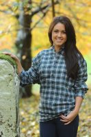 Gleneske Ladies Grandfather Shirt Dress Gordon