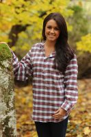 Gleneske Ladies Grandfather Shirt Dress Stewart