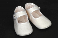 'Little Lady' Christening Shoes