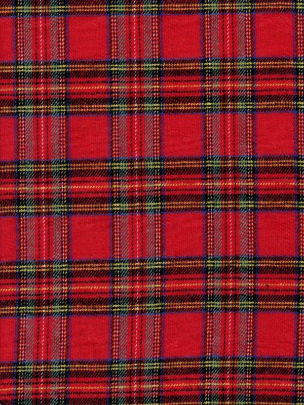 d370854d3 Childrens Gleneske Tartan Irish Nightshirt and Cap - Royal Stewart