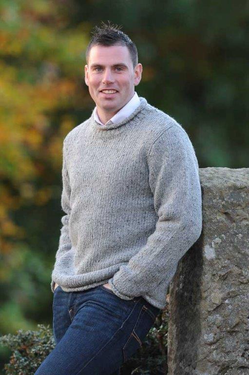 Carrick Sweater Granite