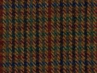 'Larne' Handwoven Irish Tweed