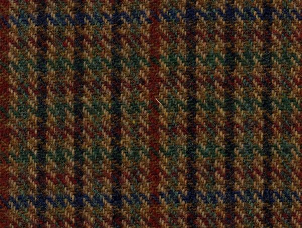 'Larne' Handwoven Irish Tweed