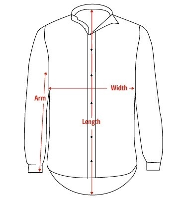 Linen Sunday Shirt-Outline