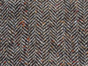 Belcarra Herringbone Tweed