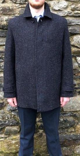 Galway Tweed Car Coat