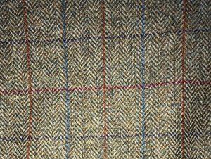 Glendalough Country Check Irish Tweed